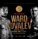Andre Ward vs Sergey Kovalev 2  how to watch Kodi addons