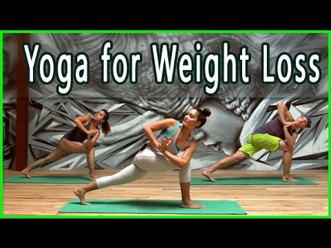 Yoga for Weight Loss Yoga Workout with Gloria Baraquio