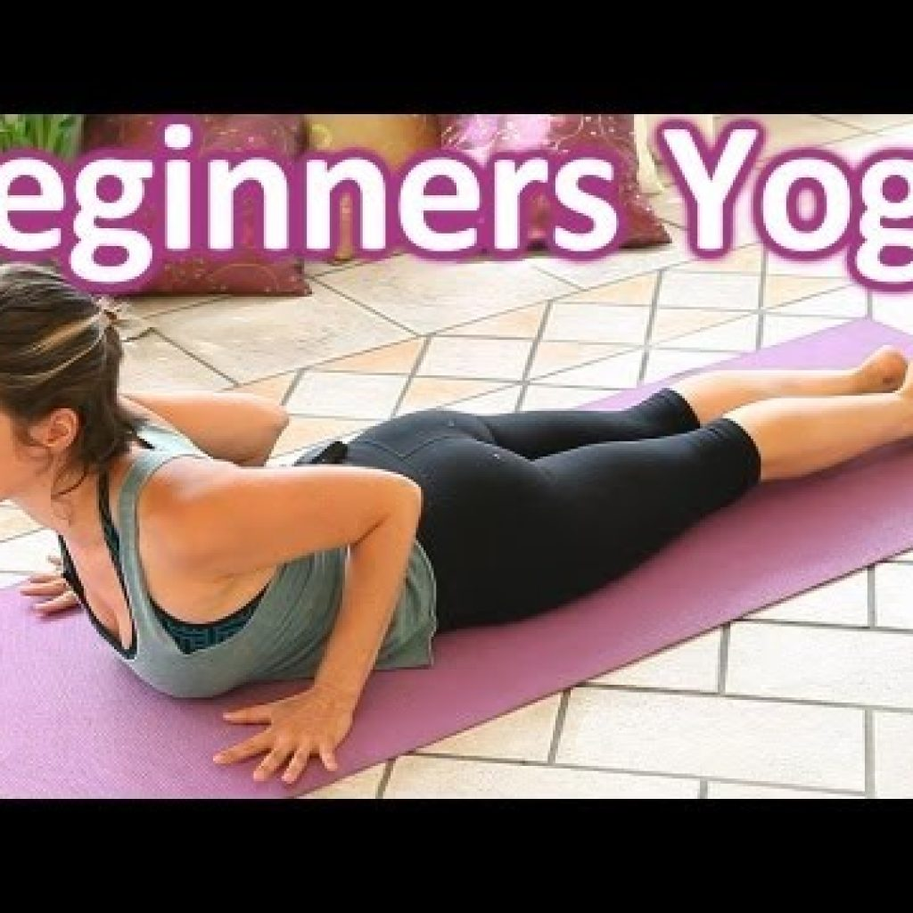Yoga for Inexperienced persons | Weight Loss Yoga Exercise, Stout Body for Entire Inexperienced persons, 8 Minute Yoga Class