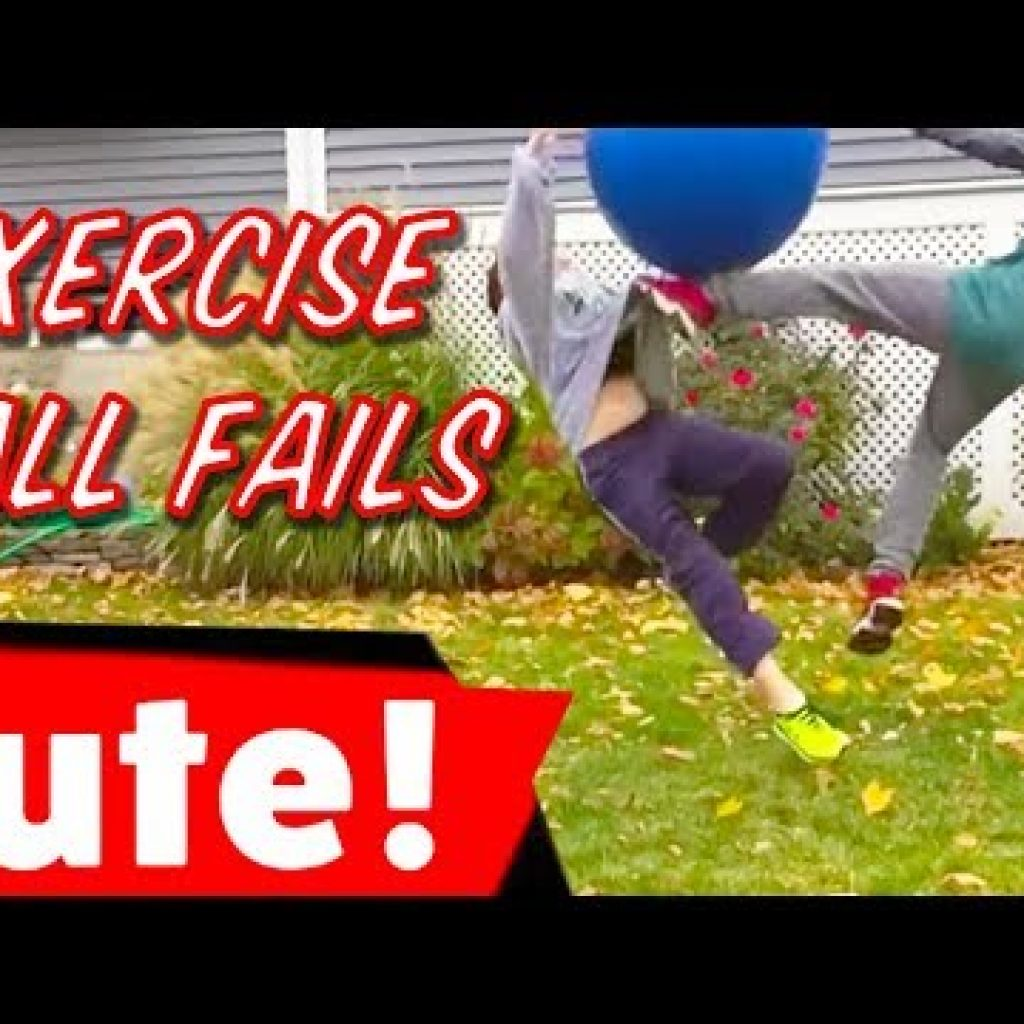 That Looked Like It Wretchedness! | Hilarious Yoga Ball Fails