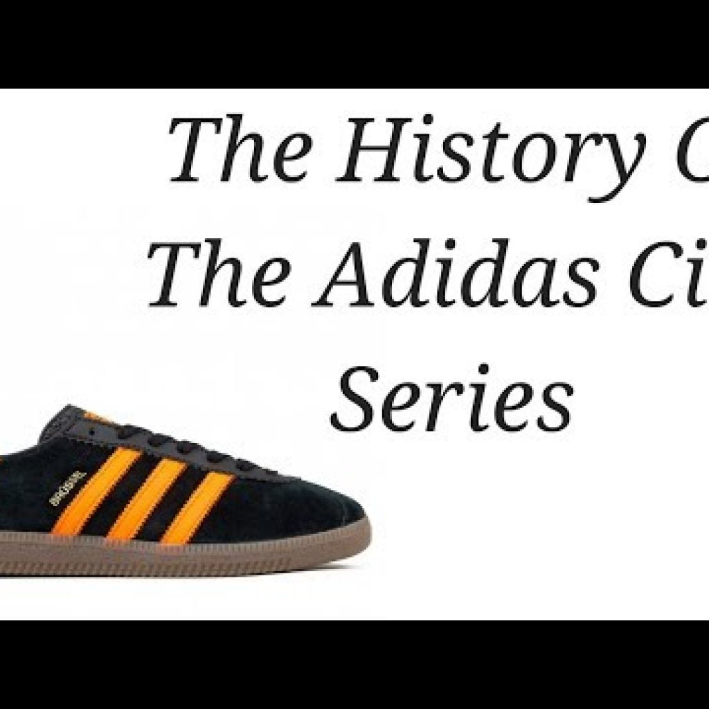The Sneaker Vault #7: The History of The Adidas City Series