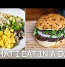 What I Eat in a Day / High Protein Vegan