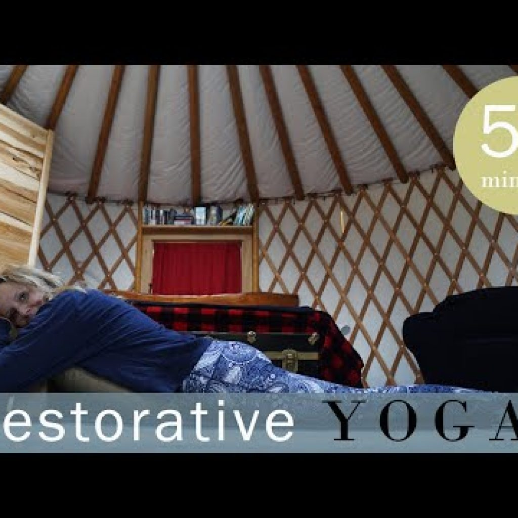 Restorative Yoga for Intuition | Are You Making This Mistake with Wearable Tech? |  YwM 501