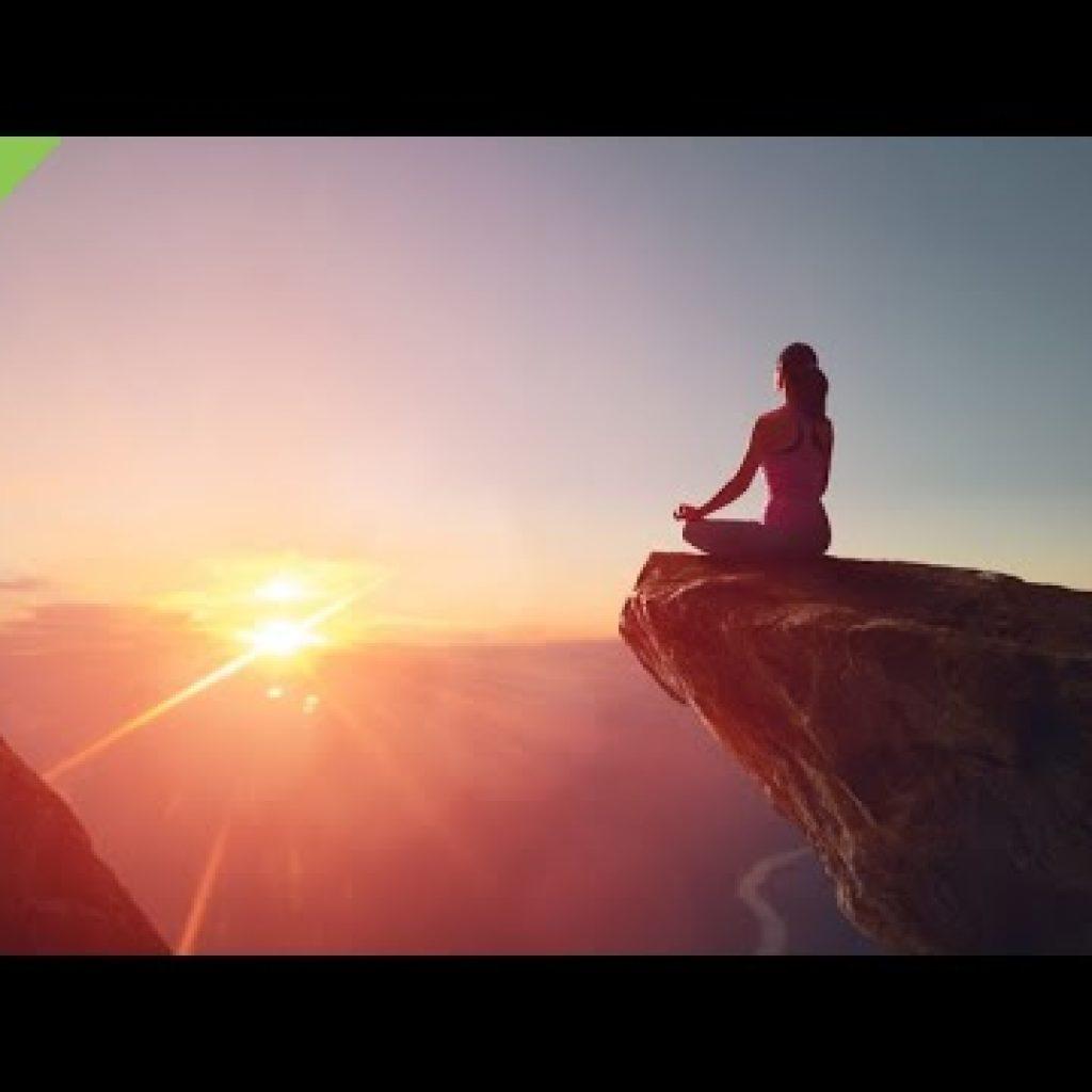 Morning Meditation, Decided Vitality, Inside Peace, Soothing Music, Yoga
