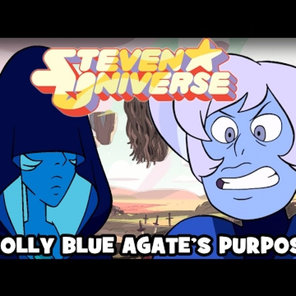 HOLLY BLUE AGATE'S PURPOSE! – Steven Universe Theory | VGMarkis