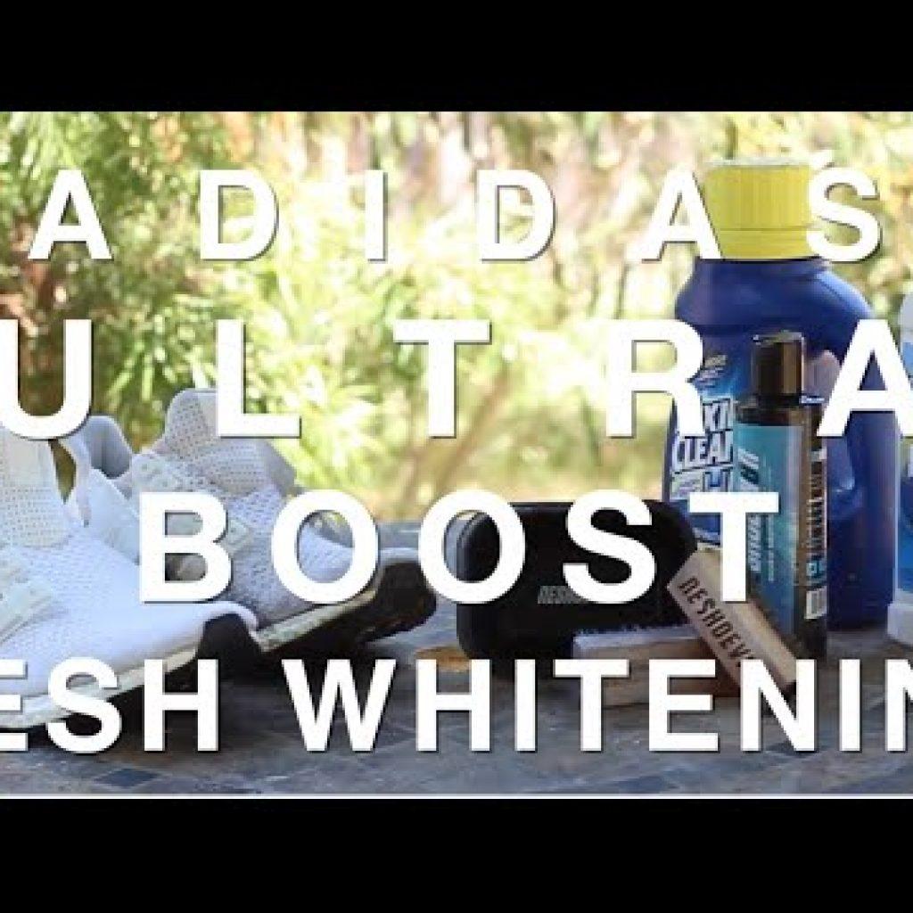 Adidas Ultraboost Primeknit Whitening