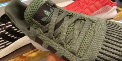 Unique & Most fresh Adidas SWIFT Multi Colour Sneakers Kicks Sneakers Assortment! Corpulent HD 2017