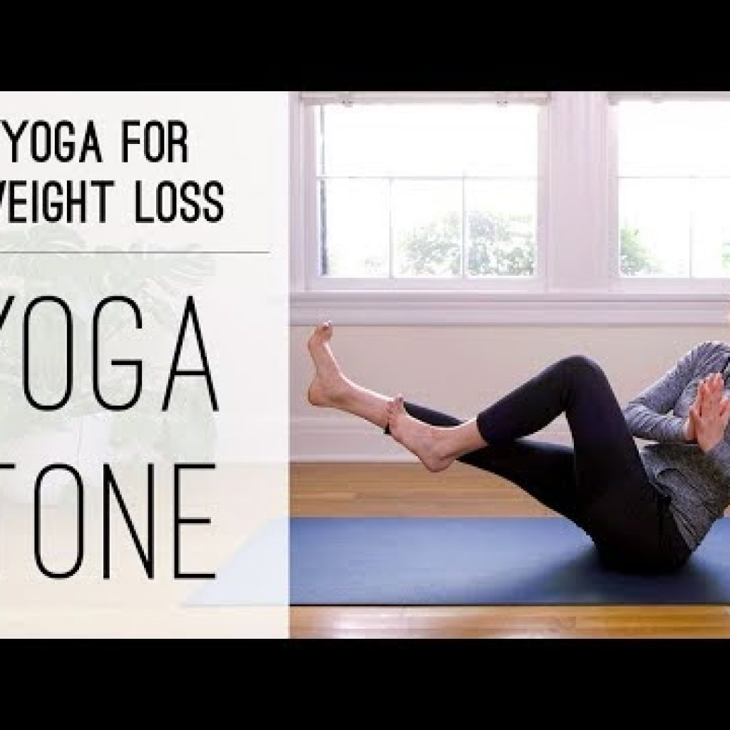 Yoga Tone  |  Yoga For Weight Loss  |  Yoga With Adriene