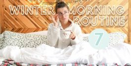 My REALISTIC Winter Morning Routine | VLOGMAS DAY 7