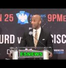 Jarrett Hurd Ready To Be Champ Again At 154  EsNews Boxing