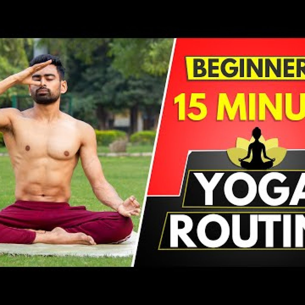 fifteen Min Everyday Yoga Program for Beginners (Abide by Along)