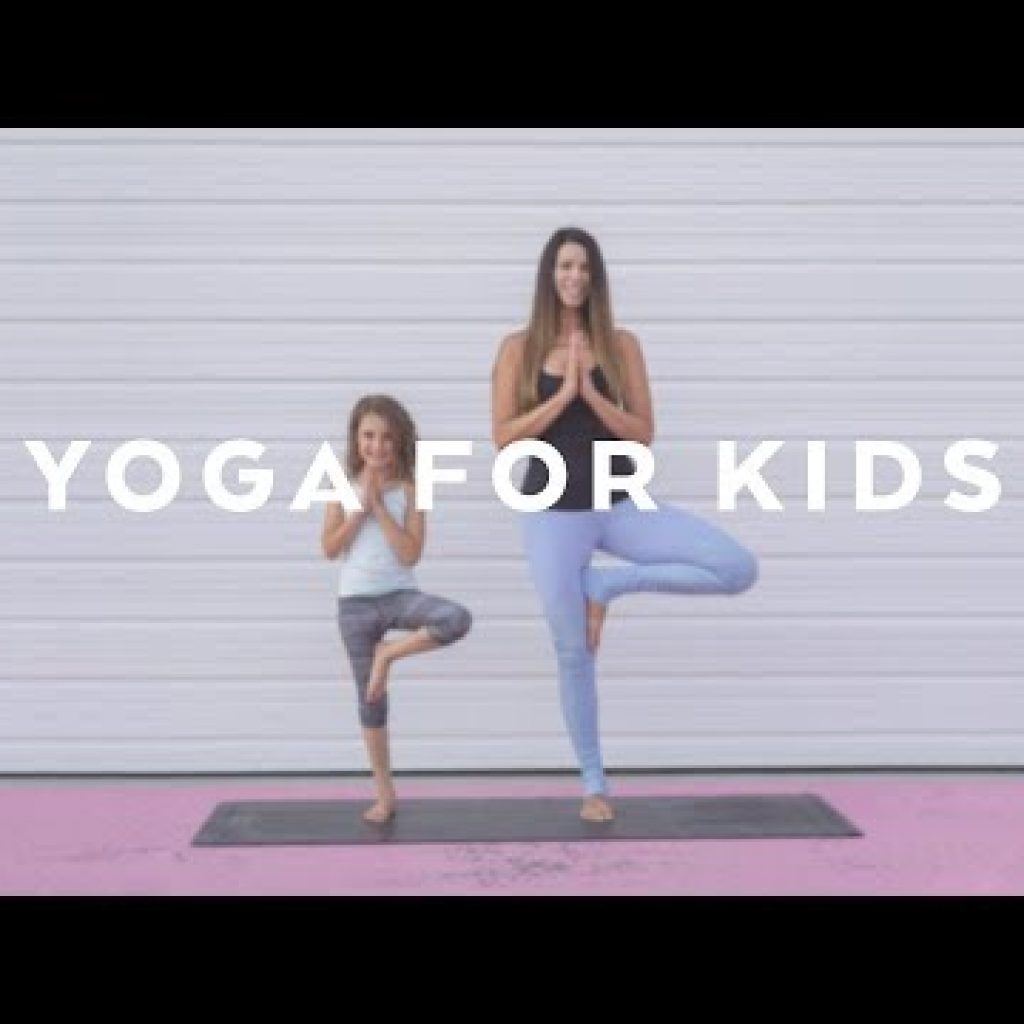 Yoga For Young ones with Alissa Kepas