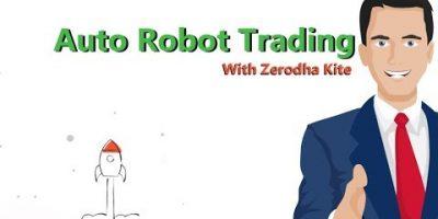 Algo Buying and selling Through Zerodha Kite | Car Robot Trading Tutorial | Hindi Model