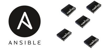 Tutorial Ansible for RouterOS MikroTik