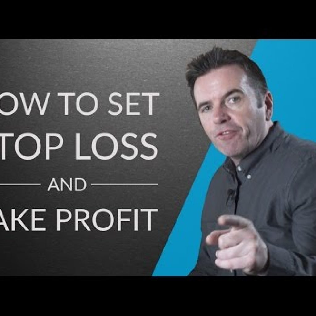 Quit Loss and Consider Profit Orders in Buying and selling 212