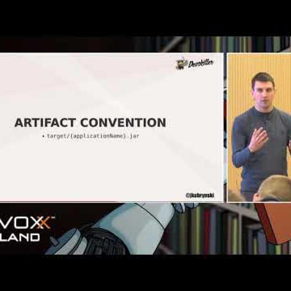 Infrastructure as a code simplified by conventions – Jakub Kubrynski