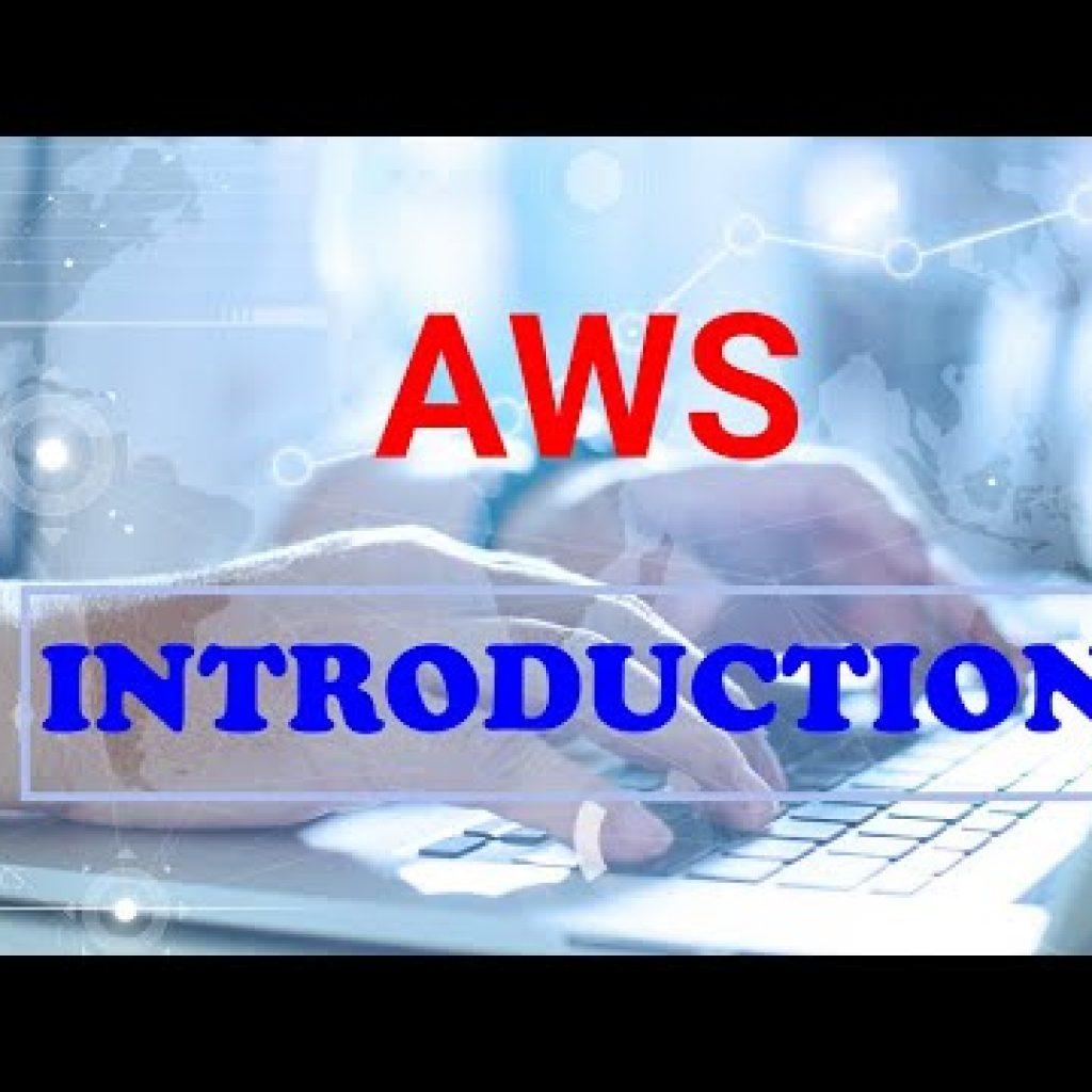 AWS Education in Chennai – Introduction – Payilagam