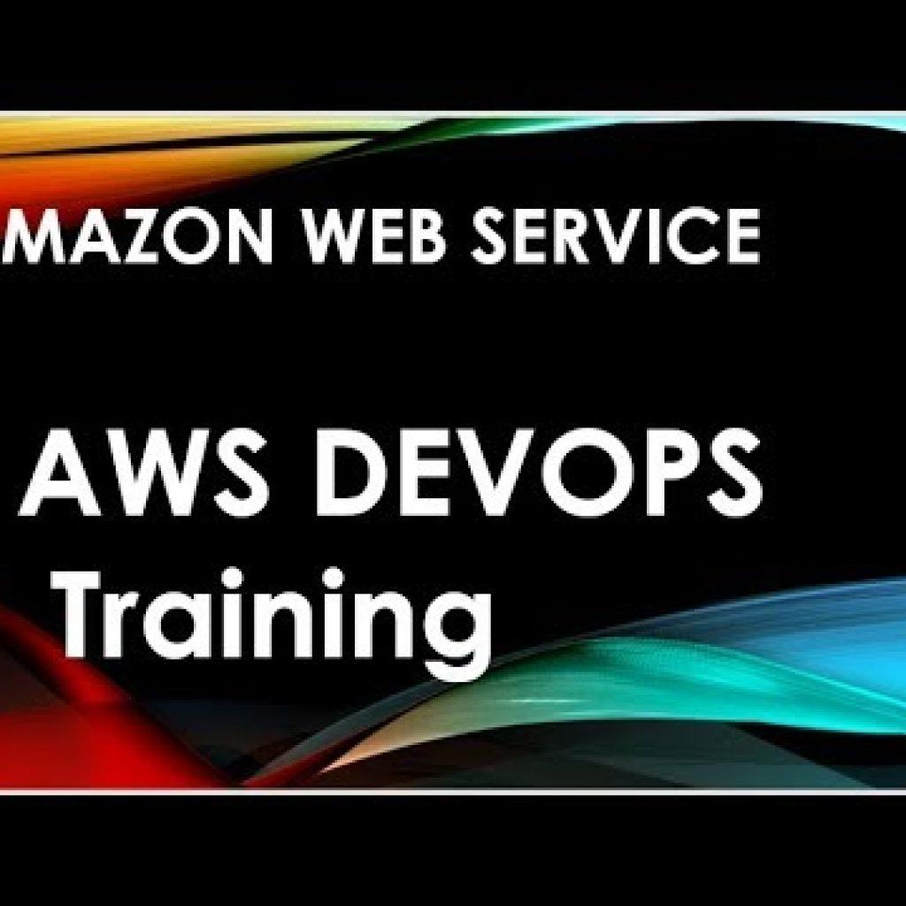 AWS Devops tutorial -2019