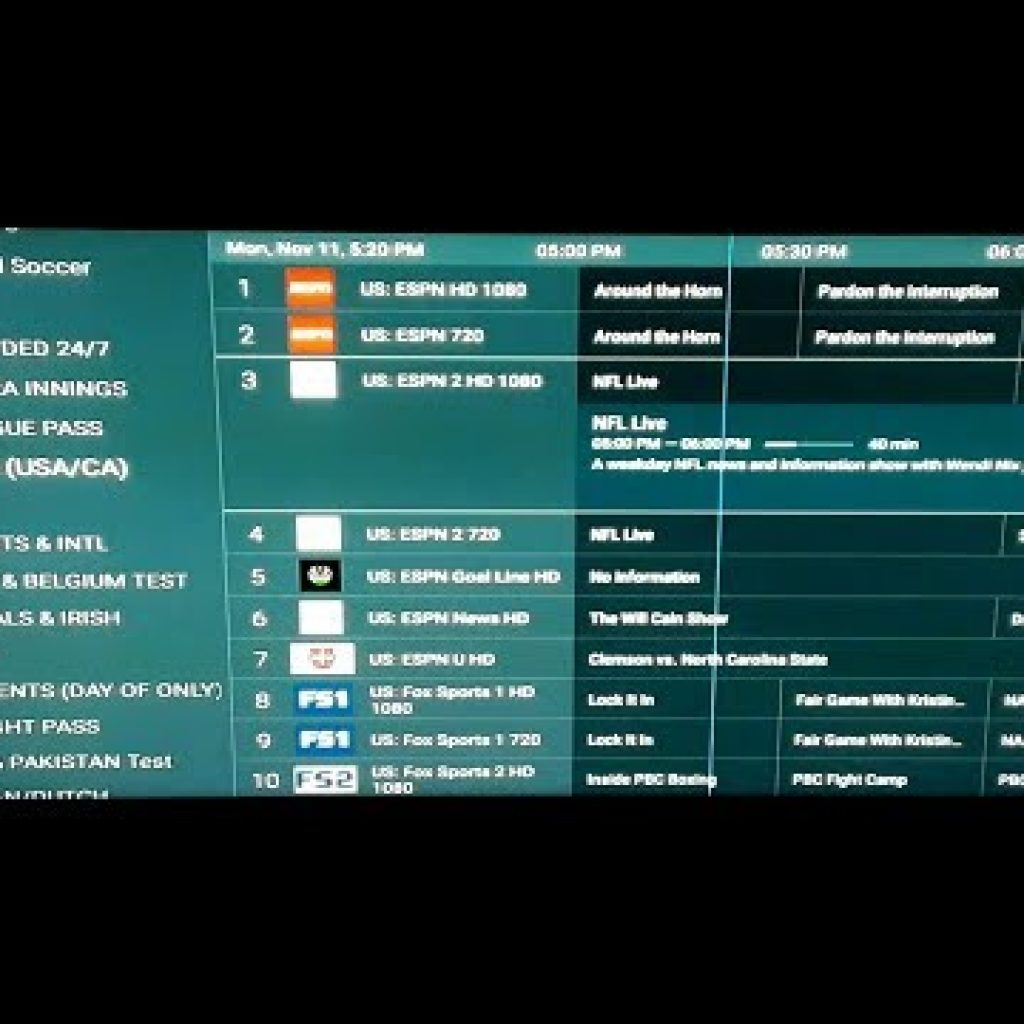 THE Very best IPTV Services WITH THE Very best EPG Stay Television Tutorial! Hands DOWN!!