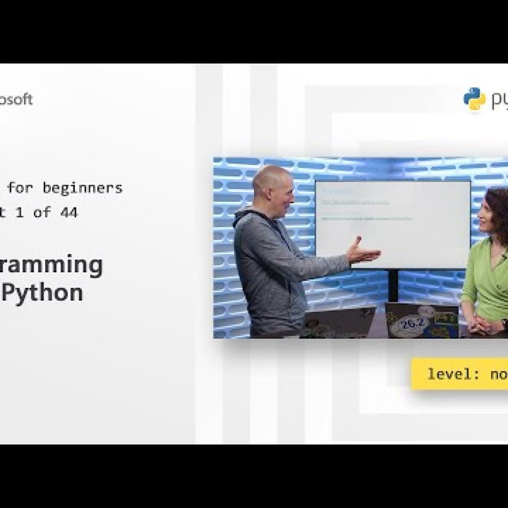 Programming with Python   Python for Novices [one of 44]