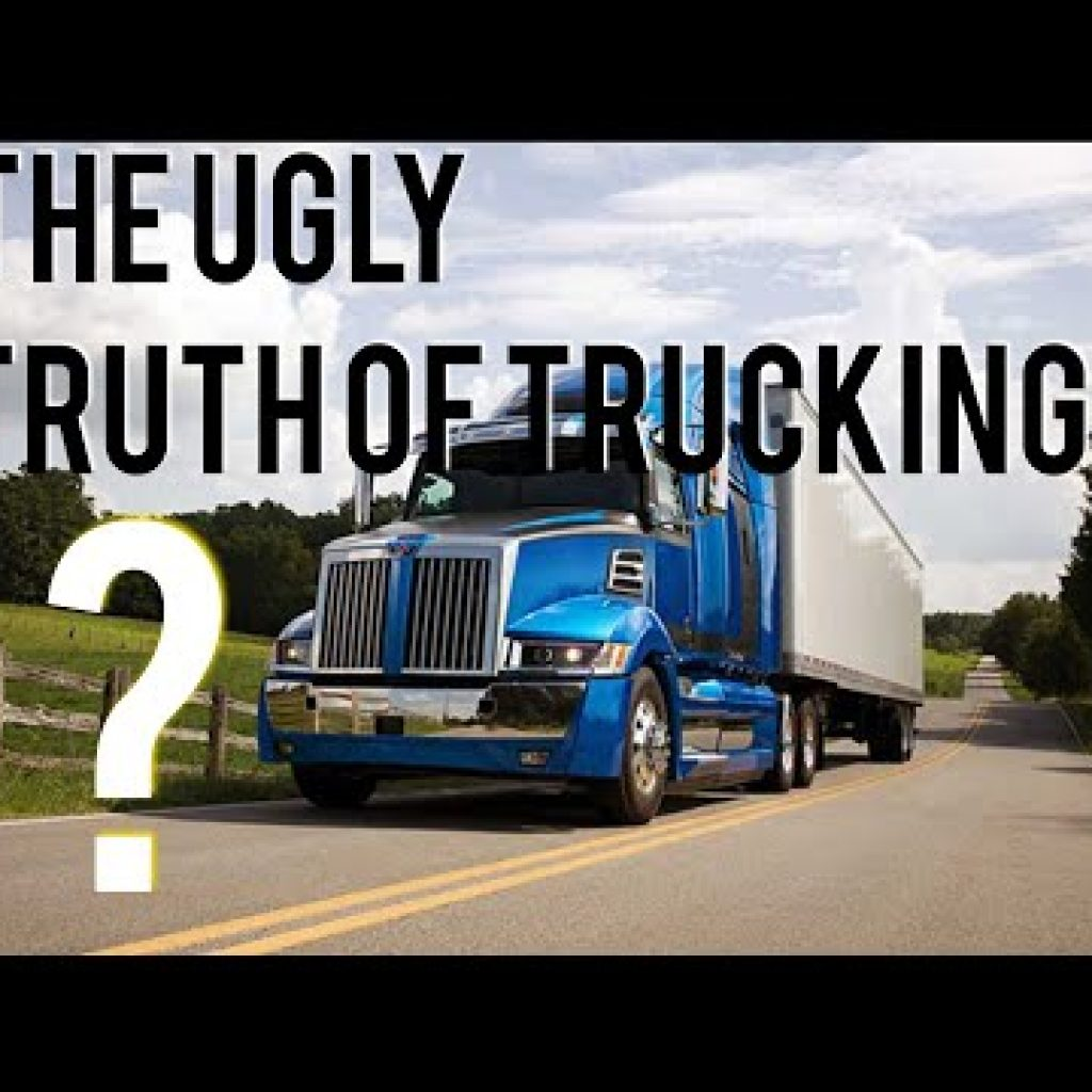 The Hideous Truth of Trucking! 3 Factors You Want to Know to Shield Your CDL