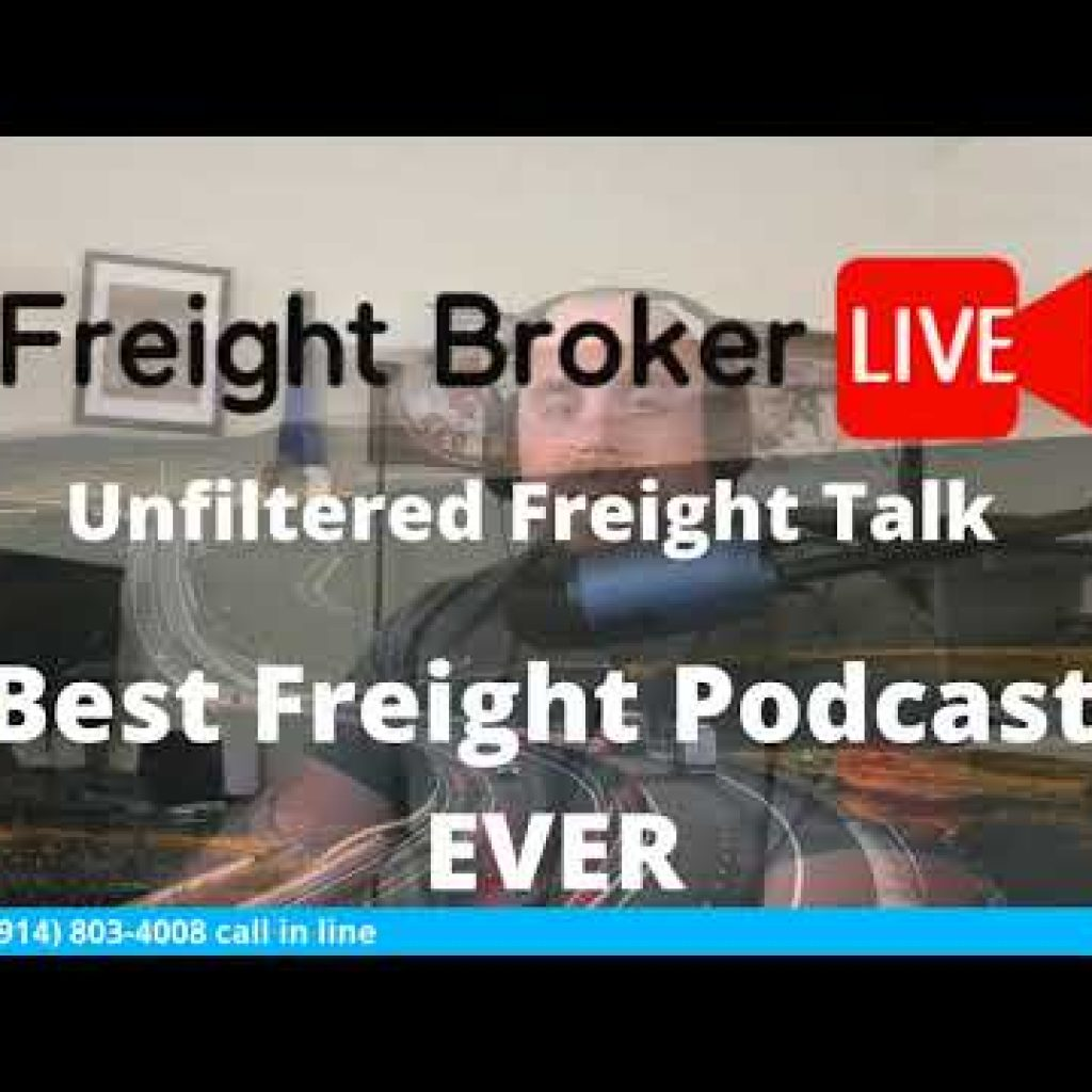 In present day episode: Freight, Freight Training, and Freight Troubles