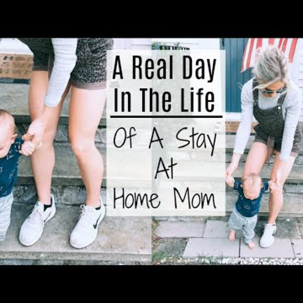 DITL of a Keep At Residence Performing Mom | Authentic Lifetime