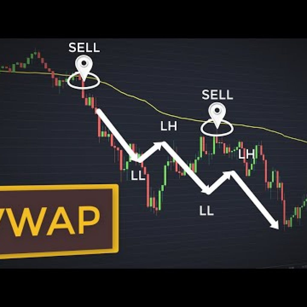 Buying and selling With VWAP Indicator Built Straightforward (Ideal Means To Trade Shares &  Forex With VWAP)