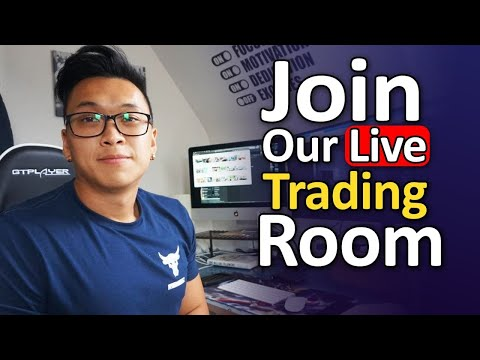 Live Trading Stream (Currency trading, INDICES, CRYPTO)  seventeen/12/twenty Investigation & Alerts