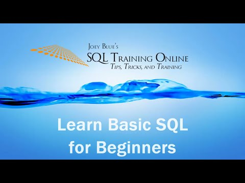 Discover SQL in one Hour – SQL Fundamentals for Novices