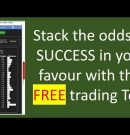 Free Trading Tool Stacks the odds in your favour and give you an Edge in the market