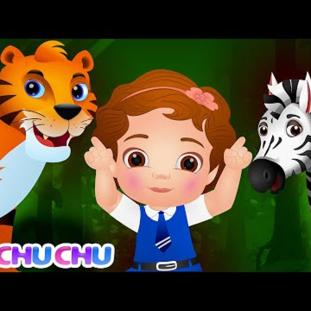 Going To the Forest (Single) | Wild Animals for Young ones | Original Nursery Rhymes & Tunes by ChuChu Tv