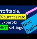 99 Percent success rate trading robot settings with smooth equity charts. A Traders dream come true