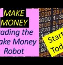 Can you trade $10K to 1Mil? Earn 1000 trying, by demo trading the Make Money Trading Robot Today.